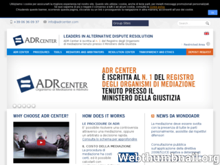 Adrcenter.com | ADR Center SpA