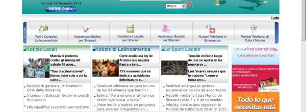 Guialatina.it | sviluppo web