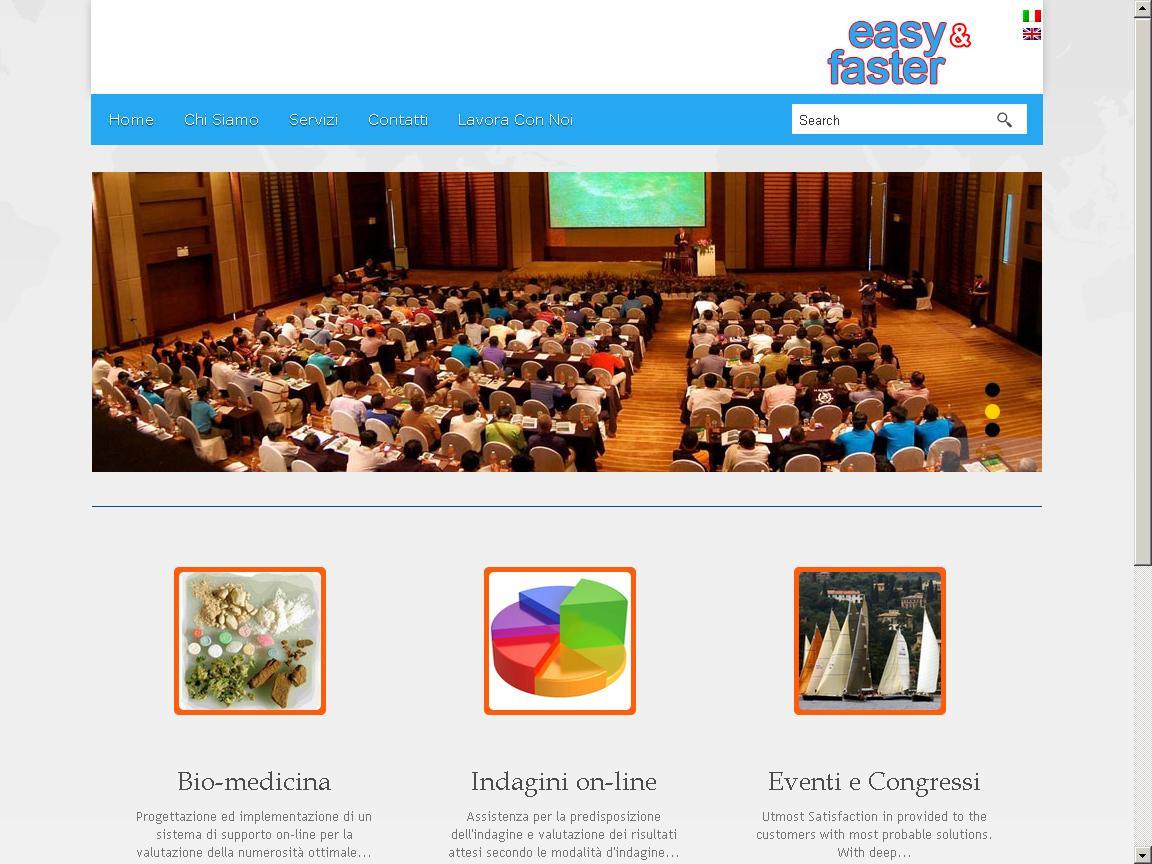 Easy and faster srl web design roma for Design ufficio srl roma