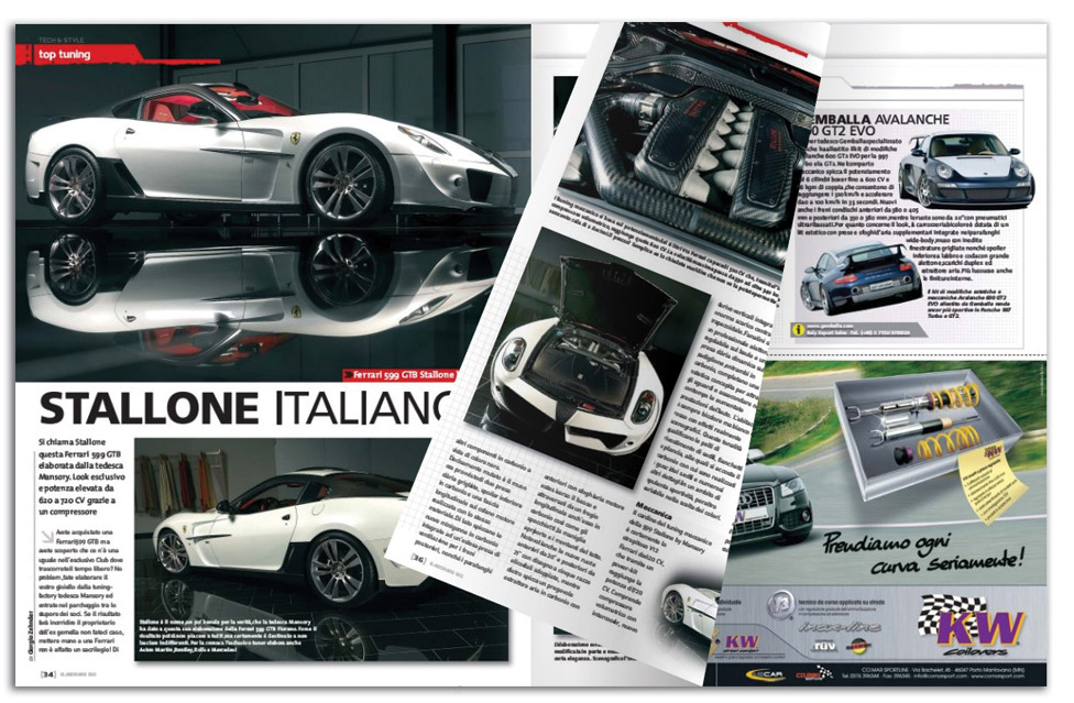Elaborare Digital Magazines | Eurosport editoriale srl