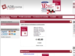 Shop ADR Center | ADR Center Spa