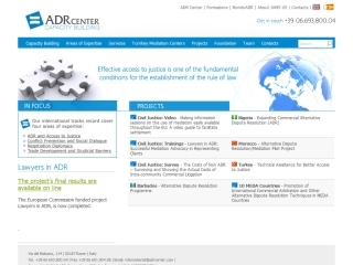 ADR Center | Capacity Building