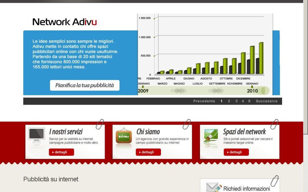 Adivu   Wdr1 Group Srl   DEA Marketing Srl
