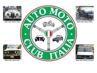 Auto Moto Club Italia | Web Design, logo e gestione