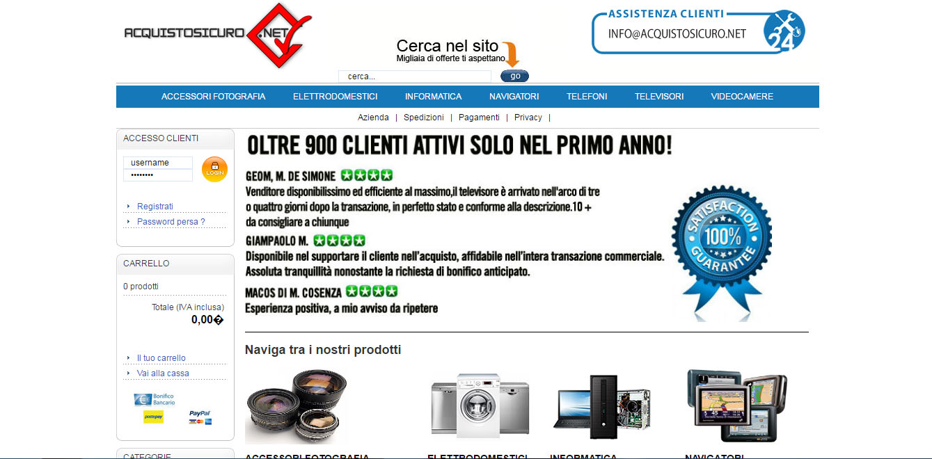 Acquistosicuro.net