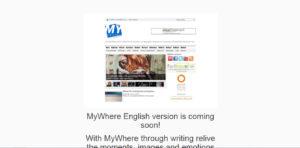 MyWhere | ByCam Srl