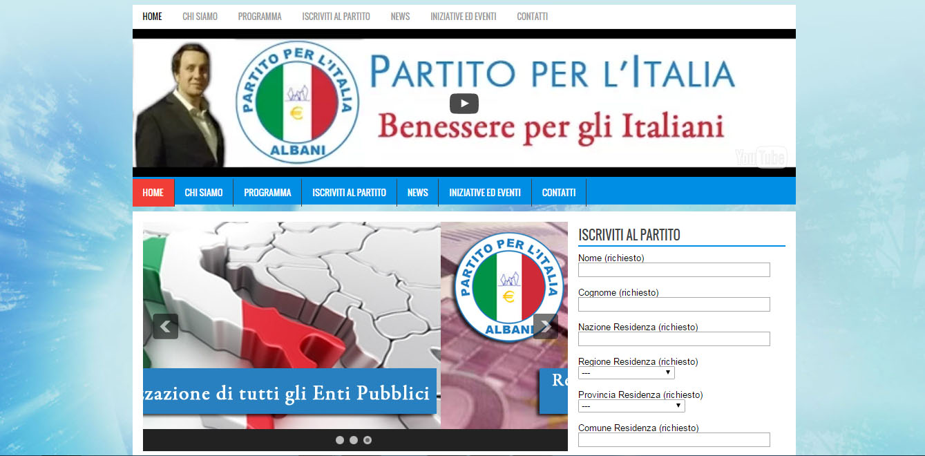 Partitoperlitalia.it | PPI