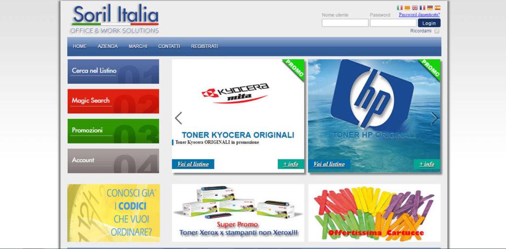 SorilItalia.com   Soril Italia Srl