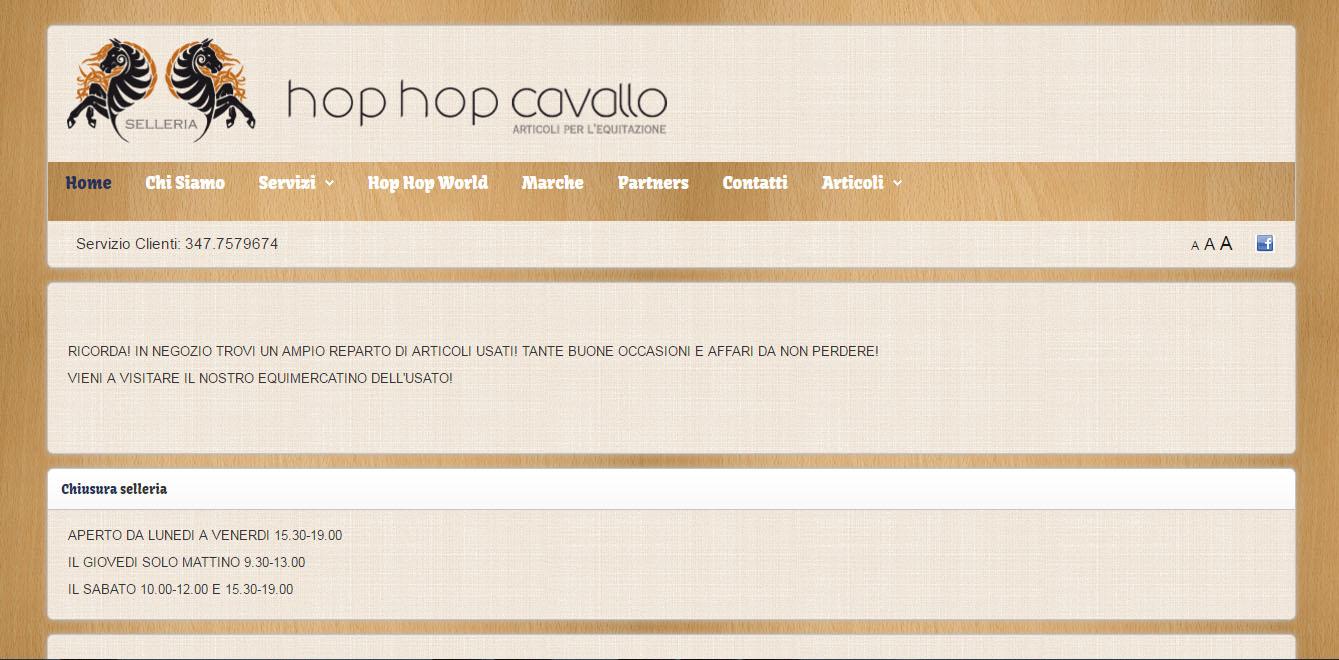 HopHop Cavallo