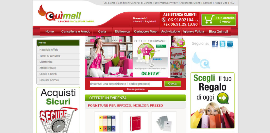 Quimall.com   Brokers Italia Srl