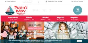 Puntobaby Srl | Sviluppo gestionale ecommerce