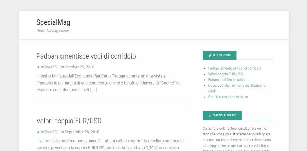 MOTO Special   Web Design e gestione