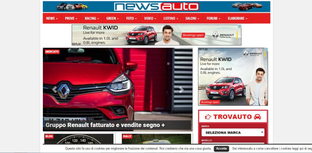 ECO Car Online   Euro Sport Editoriale Srl