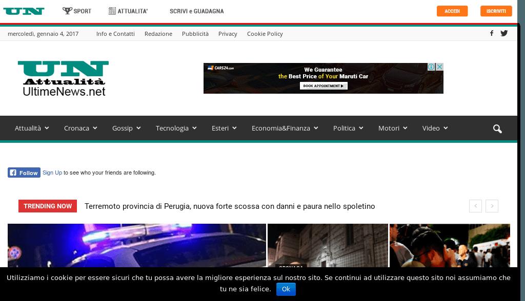 www.ultimenews.net