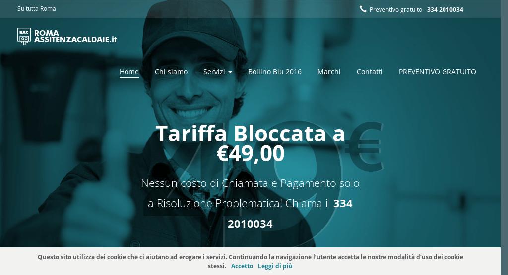 www.romaassistenzacaldaie.it