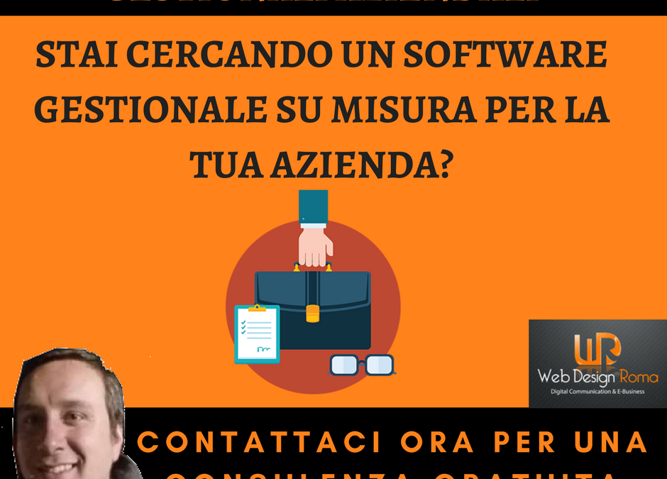 Gestionale di successo? Yes we can!