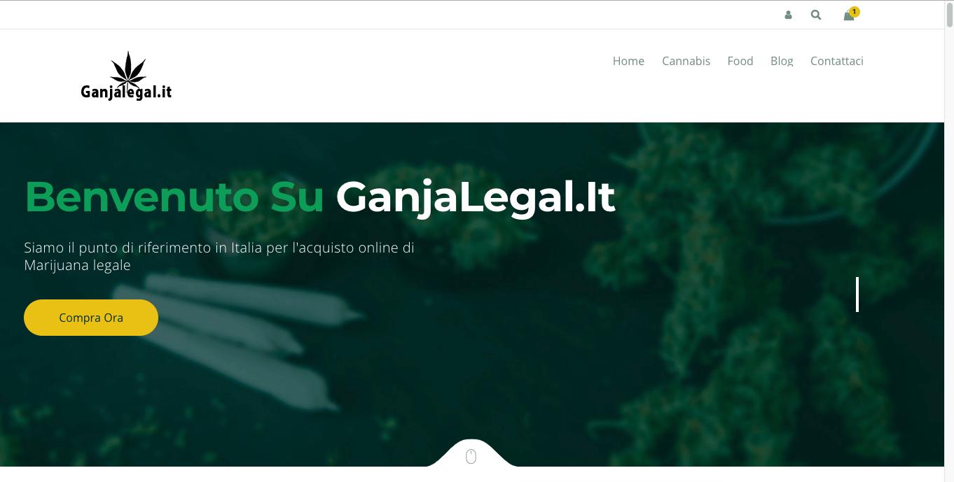 GanjaLegal.it di Daniele Campo