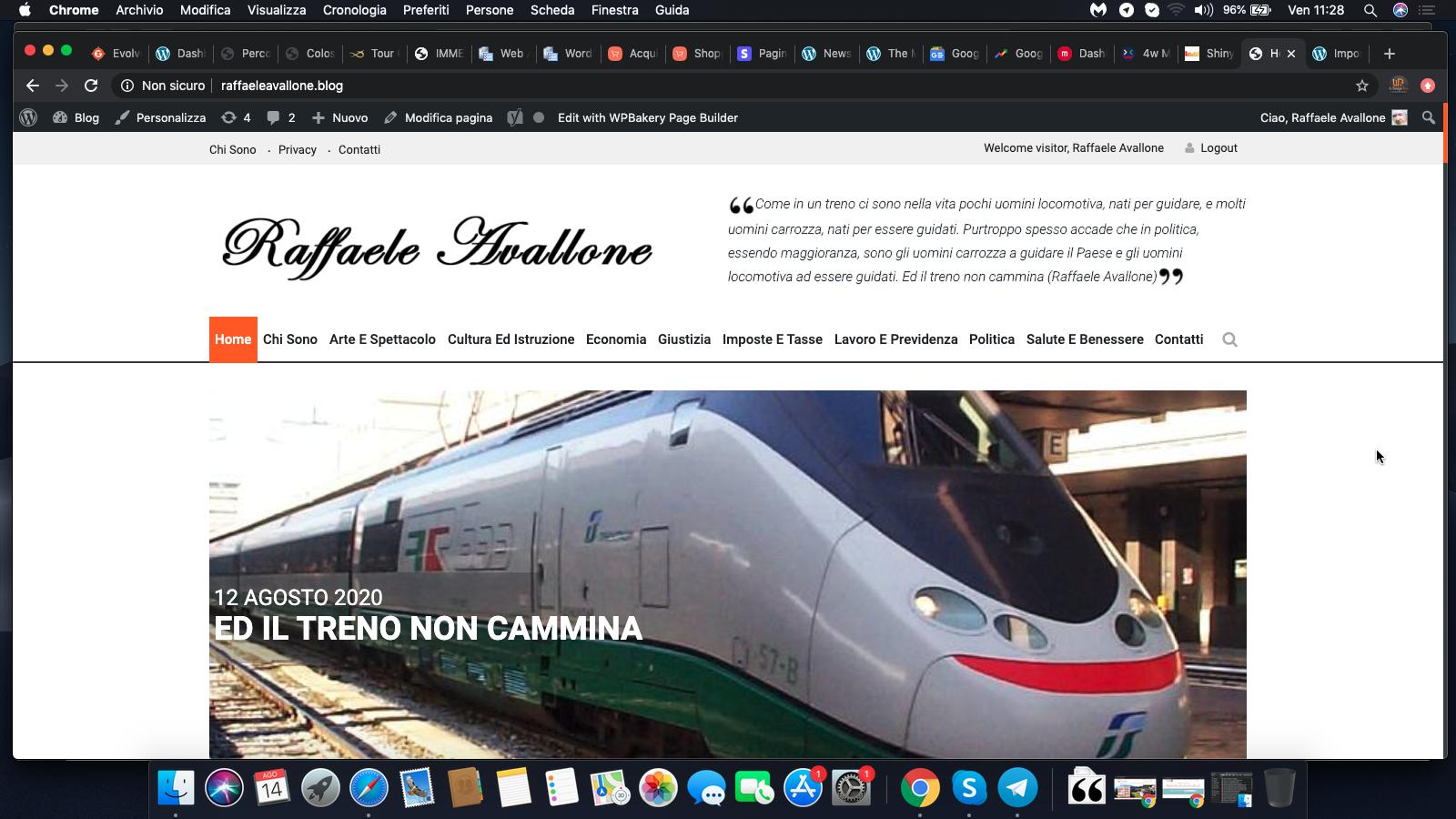 Raffaele Avallone Blog