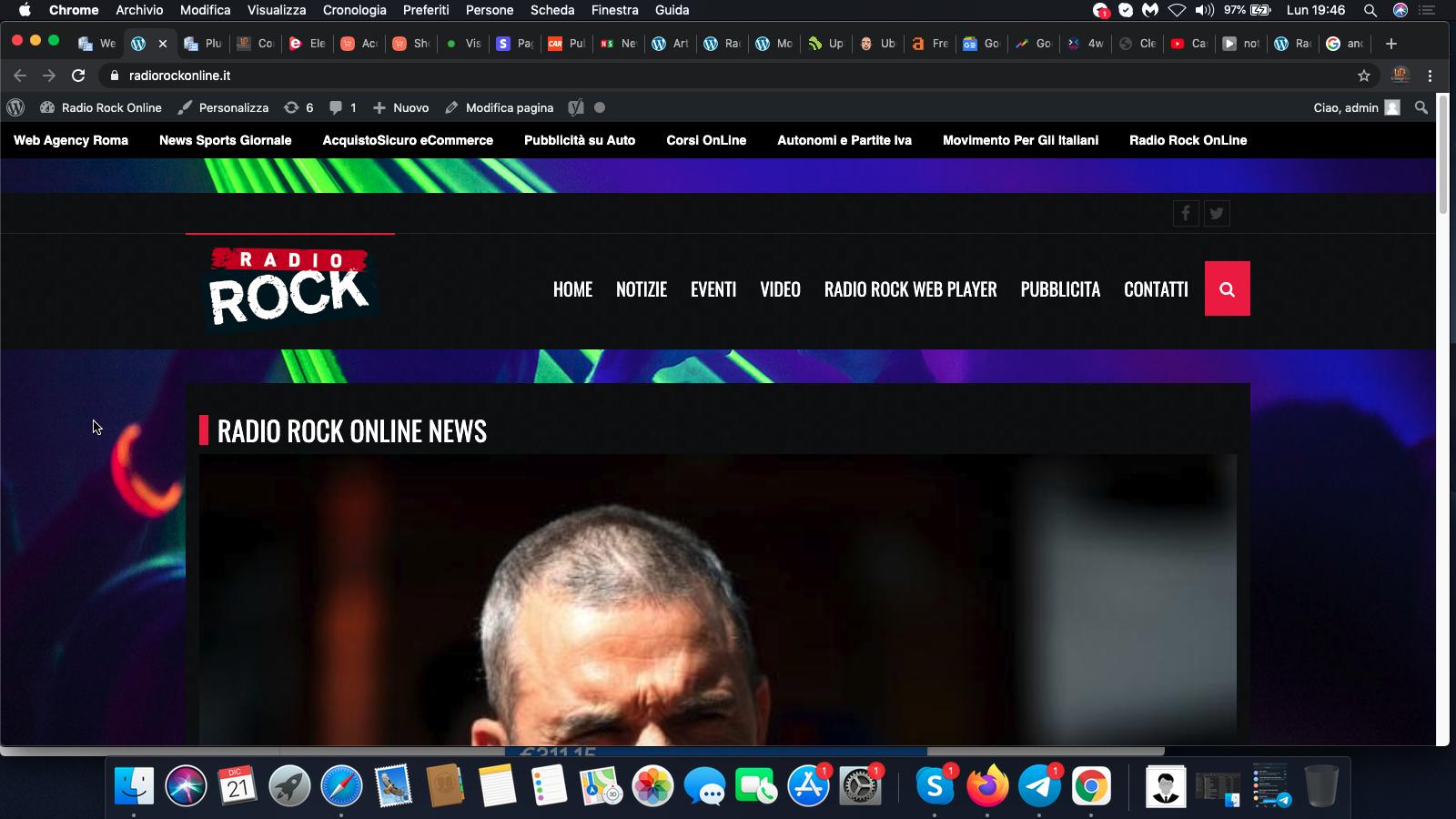 Radio Rock Online - Web Radio