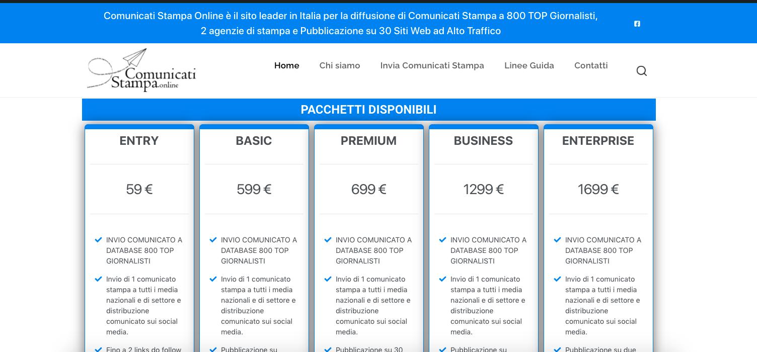 Comunicati Stampa Online - Nuovo progetto editoriale della NEW Group di Federico Albani